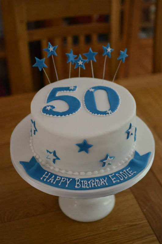 Astounding 10 50Th Birthday Cakes For Him Photo 50Th Birthday Cake Ideas Personalised Birthday Cards Veneteletsinfo
