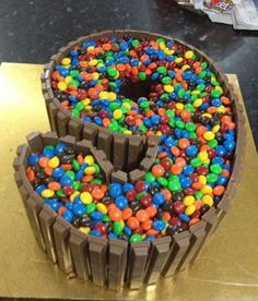 9 Year Old Boy Birthday Cake Ideas