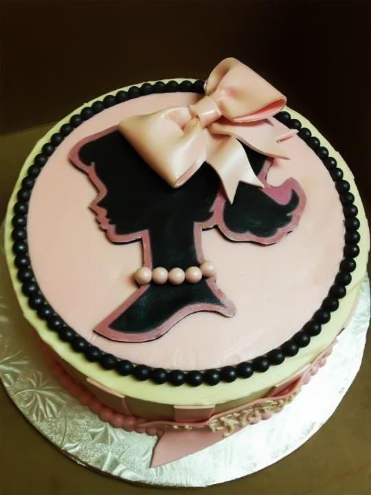 6 20th Birthday Cakes Women With Gems Cute Photo 20th Birthday