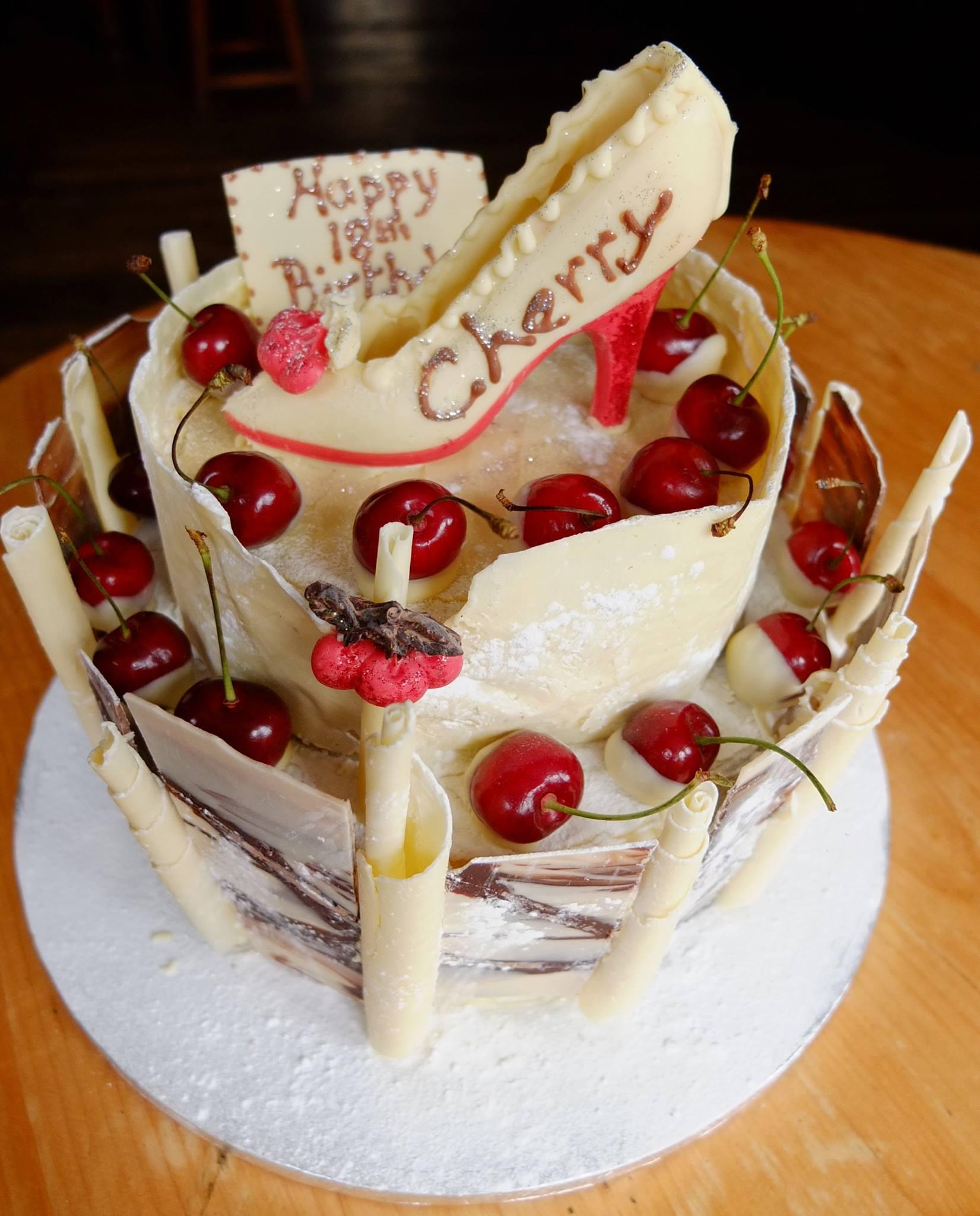 Stupendous 12 Quotes And Birthday Cakes With Cherries Photo Retro Cherry Birthday Cards Printable Giouspongecafe Filternl