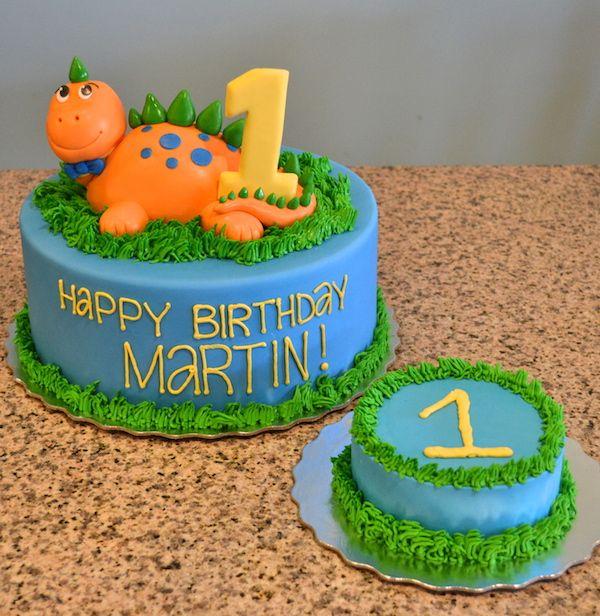 10 Dinosaurs Theme Party Cakes Photo Dinosaur Themed Cake