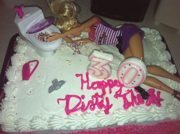13 30 Amazing Birthday Cakes Photo 30th Cake Designs