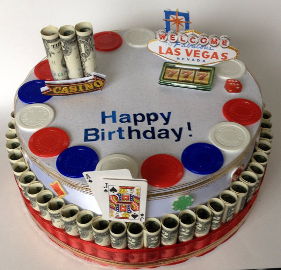 Excellent 9 Happy Birthday Cakes Las Vegas Photo Birthday Cake Las Vegas Funny Birthday Cards Online Fluifree Goldxyz
