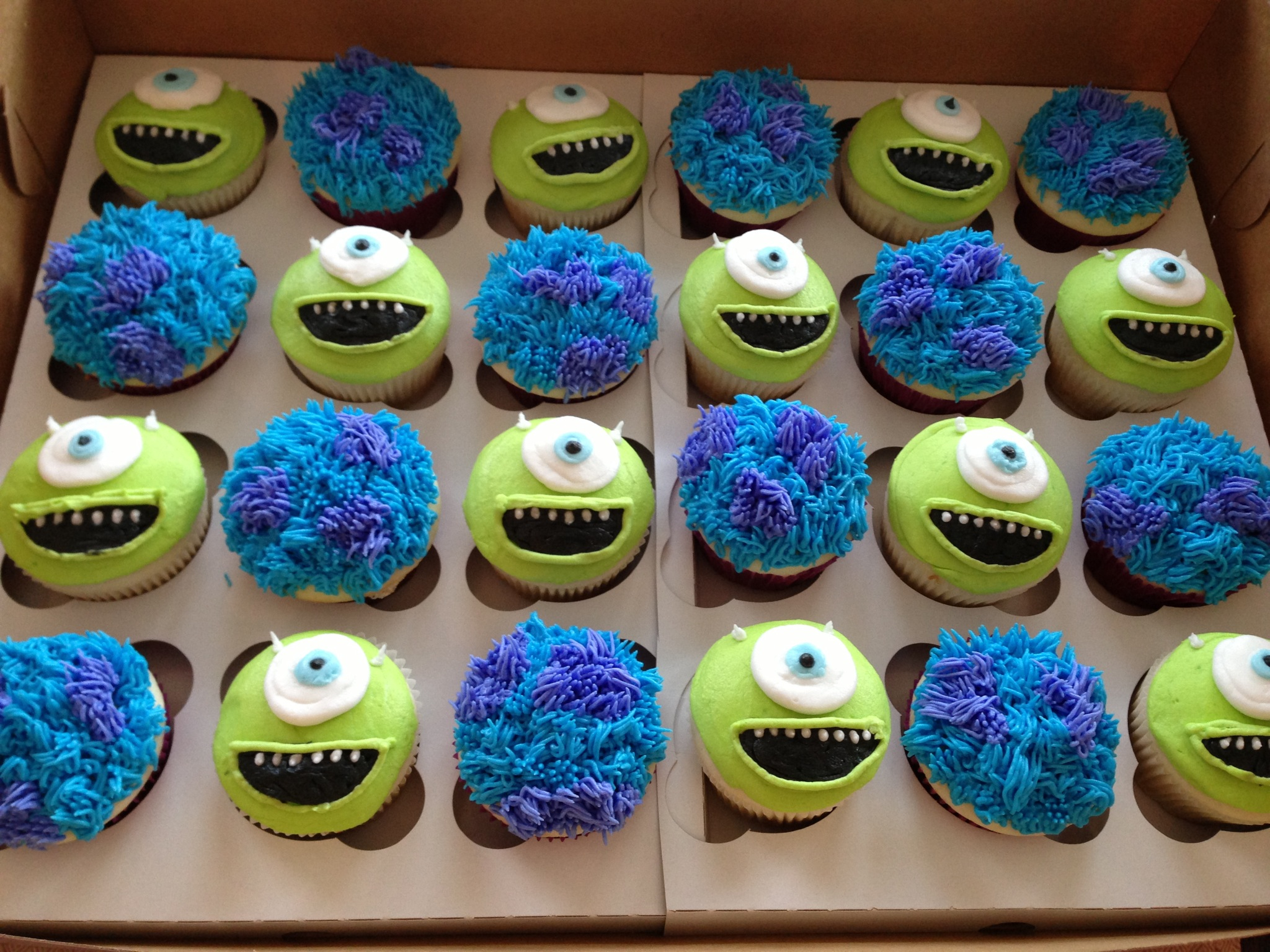 Cool Monster University Cake Design The Cake Boutique Personalised Birthday Cards Epsylily Jamesorg