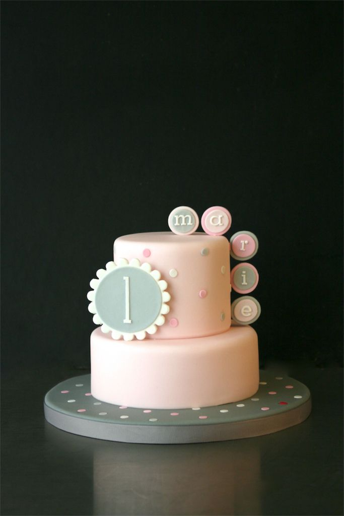 10 Easy 1st Birthday Cakes Photo