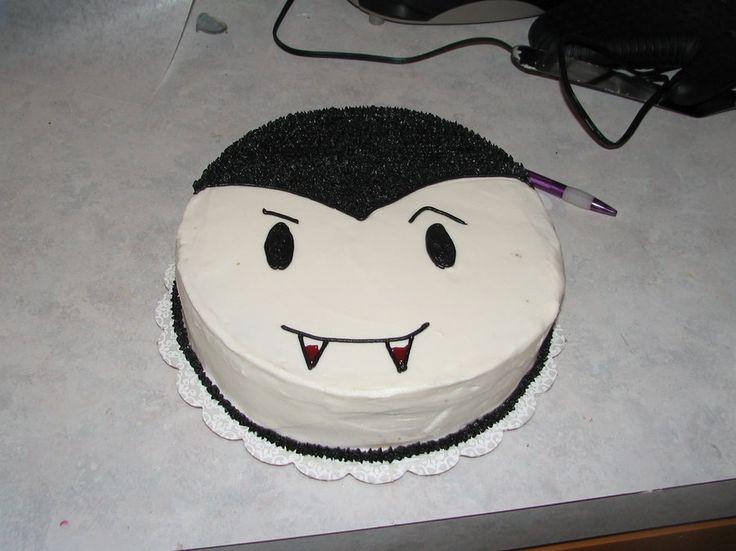 9 Vampire Cakes Cute Photo Vampire Halloween Cake Pops Vampire