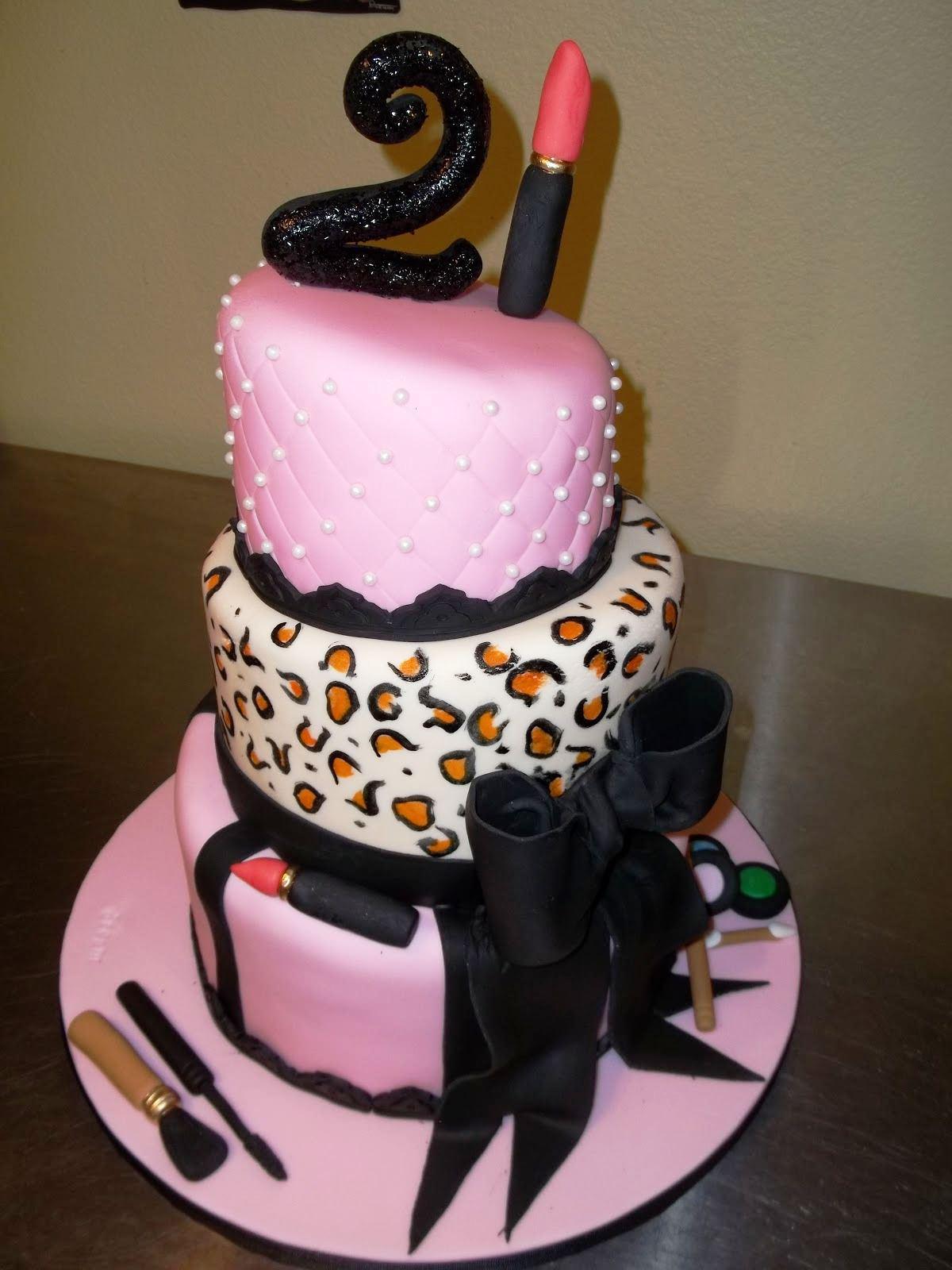 Phenomenal 6 21St Birthday Cakes Entertaining Photo 21St Birthday Cake Idea Funny Birthday Cards Online Aeocydamsfinfo