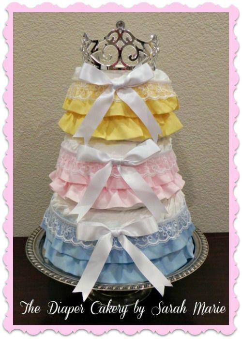 ... Disney Princess Baby Shower Cakes ...