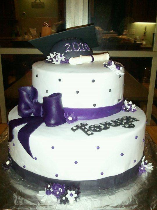 Graduation Cake Ideas Girl