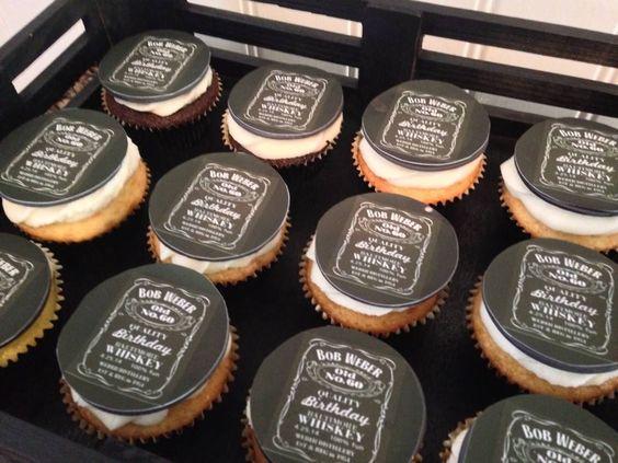 9 Jack Daniel\u0027s Cupcakes Photo , Whiskey Jack Daniel\u0027s