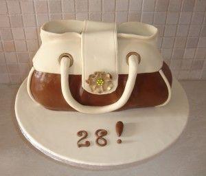 28th Birthday Cake Ideas