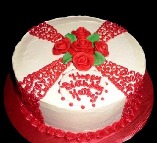 Adult Female Birthday Cake