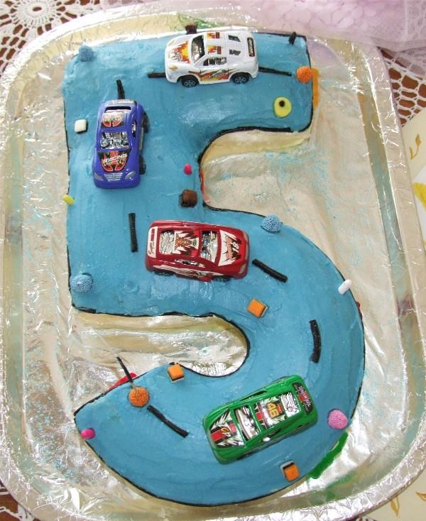 5 Year Old Boy Birthday Cake Ideas Via Boys