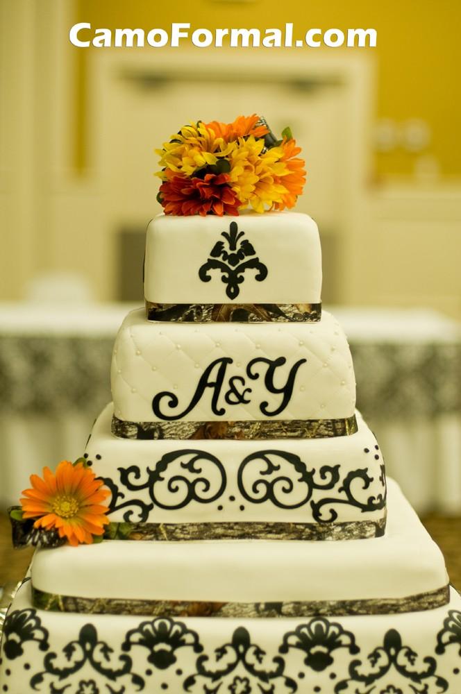 13 Realtree And Mossy Oak Wedding Cakes Photo - Mossy Oak Wedding ...
