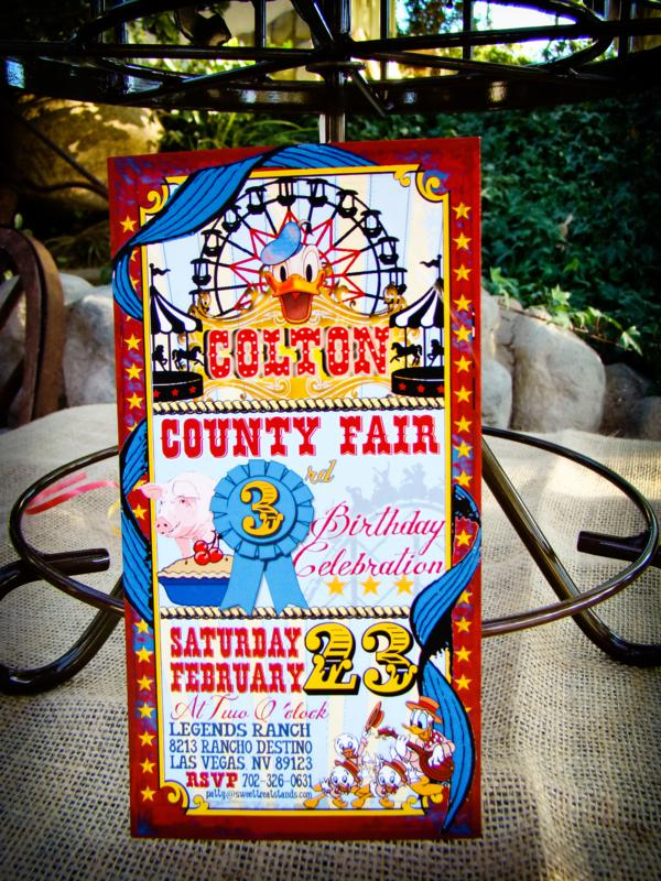 7 Old Country Fair Themed Cakes Photo County Fair Themed Birthday