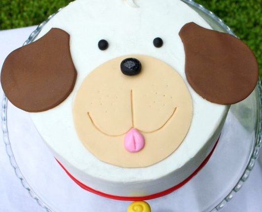 11 Heb Bakery Birthday Cakes Designs Dogs Photo Puppy Dog Birthday