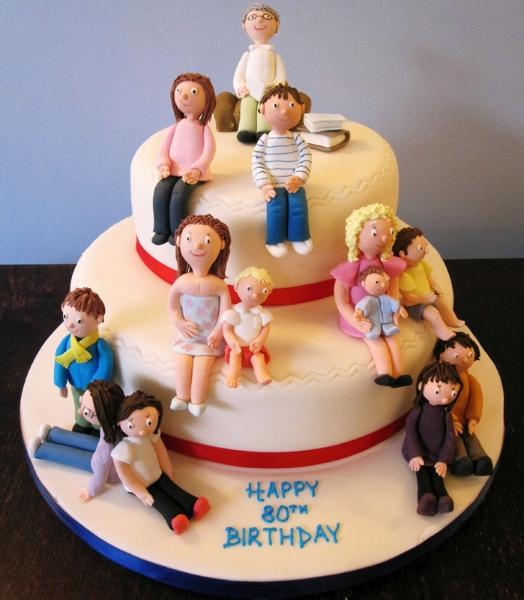 11 Family Fun Cakes Ideas Photo Family Birthday Cake Disney Cake