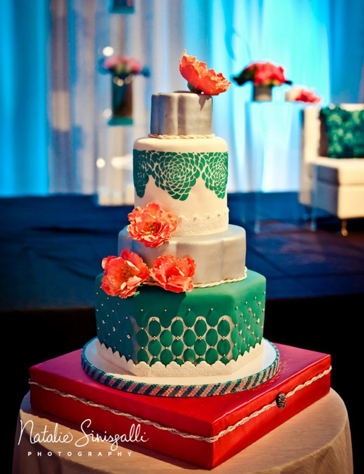 Emejing Coral And Teal Wedding Ideas Contemporary - Styles & Ideas ...