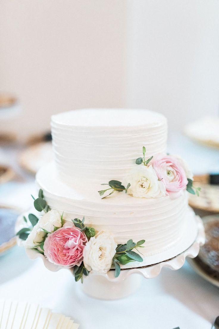 10 Two Layer Wedding Cakes Photo 2 Tier Wedding Cake Ideas 2 Tier