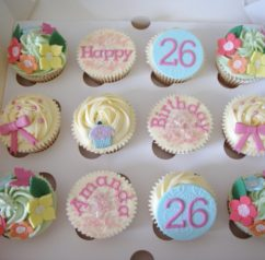 Adult Birthday Cupcake Designs