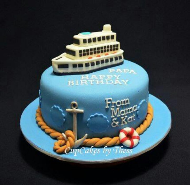 Marvelous 8 Alaska Cruise Ship In Cakes Photo Cruise Ship Birthday Cake Funny Birthday Cards Online Necthendildamsfinfo