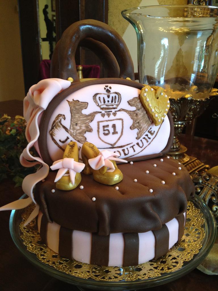 Happy 51st Birthday Cake