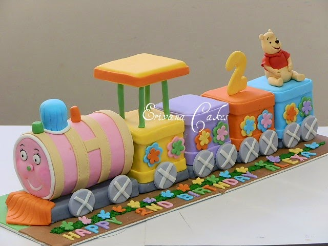 Miraculous 11 Train Birthday Cakes For Toddlers Photo Kids Train Birthday Personalised Birthday Cards Veneteletsinfo