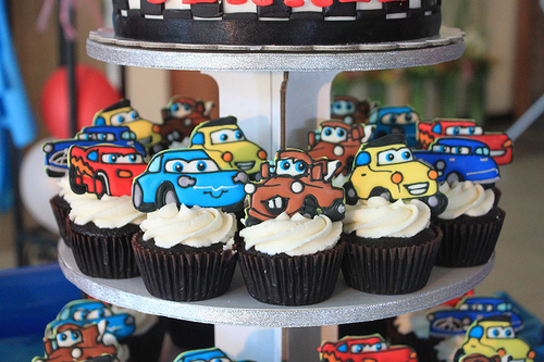 Pixar Cars Birthday Cake Delicious Cake Recipe