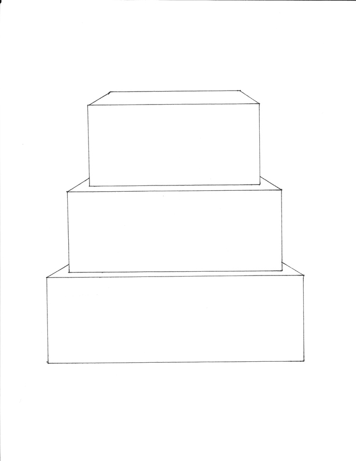 f6a7f3782 7 sketches 2 tier wedding cakes photo square tier cake templates .