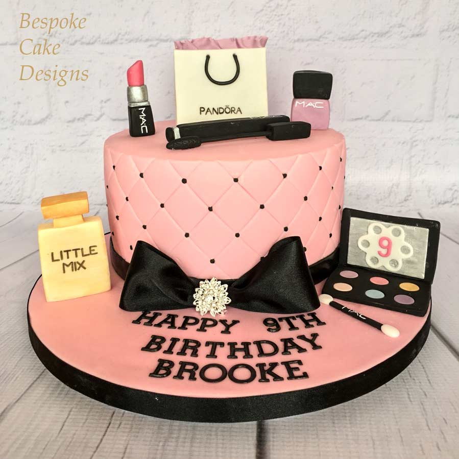Outstanding 13 Glamor Birthday Cupcakes Photo Glamour Birthday Cake Idea Funny Birthday Cards Online Necthendildamsfinfo