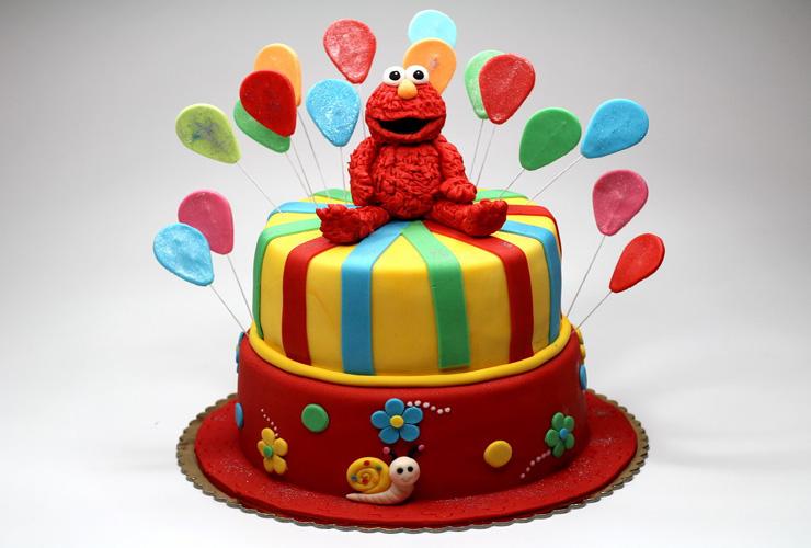 3 Year Old Boy Birthday Cake