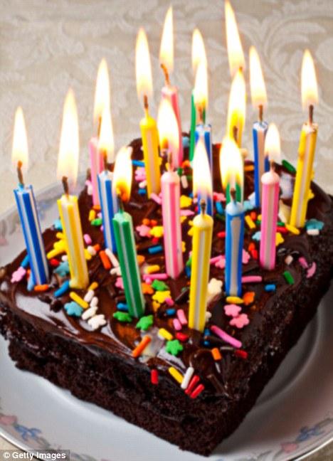Sensational 11 Unique Birthday Cakes For Women On Fire Photo Funny Birthday Personalised Birthday Cards Veneteletsinfo