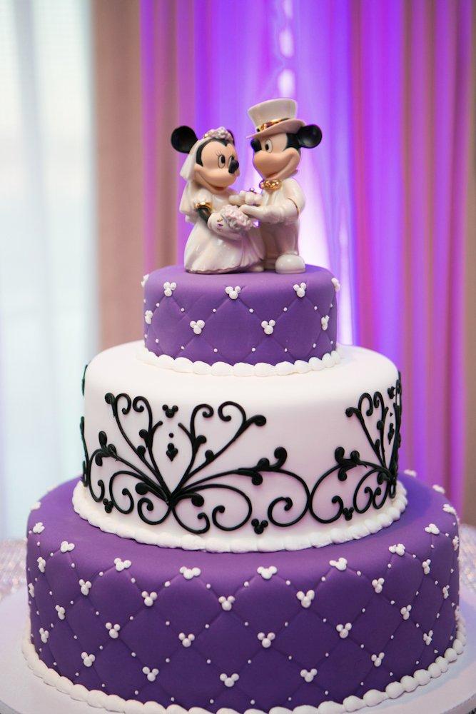 9 Big Disney Inspired Cakes Photo Disney Wedding Cake Disney