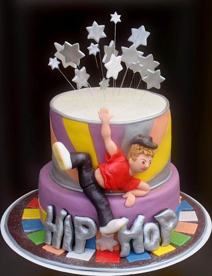 10 Hip Hop Happy Birthday Cakes Photo Hip Hop Birthday Cake Hip