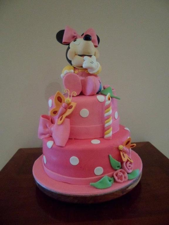 8 Little Girl First Birthday Cakes Photo Little Girls 1st Birthday