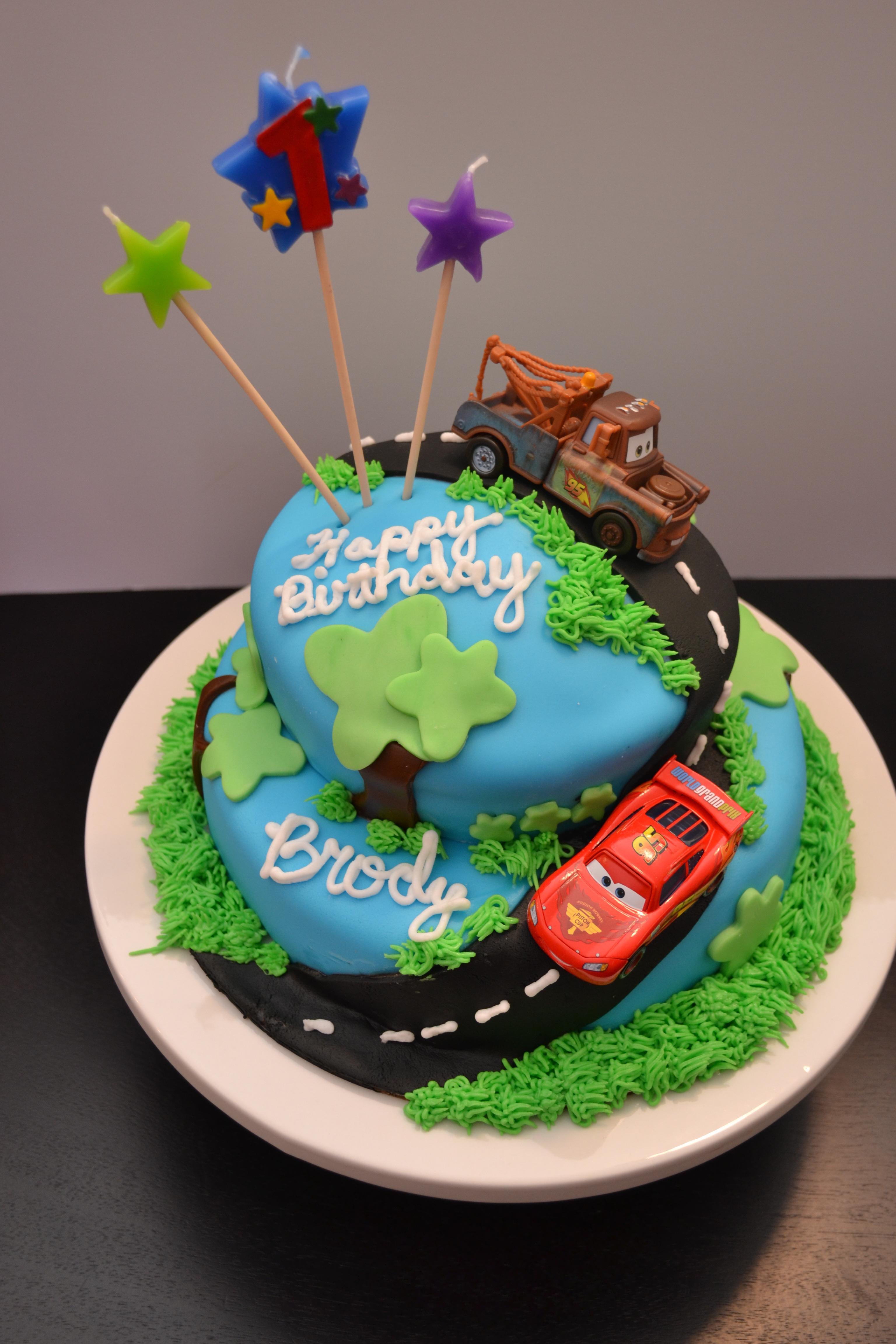 Pleasant 12 5 Cakes For Toddler Boys Photo Race Car Birthday Cake Personalised Birthday Cards Sponlily Jamesorg