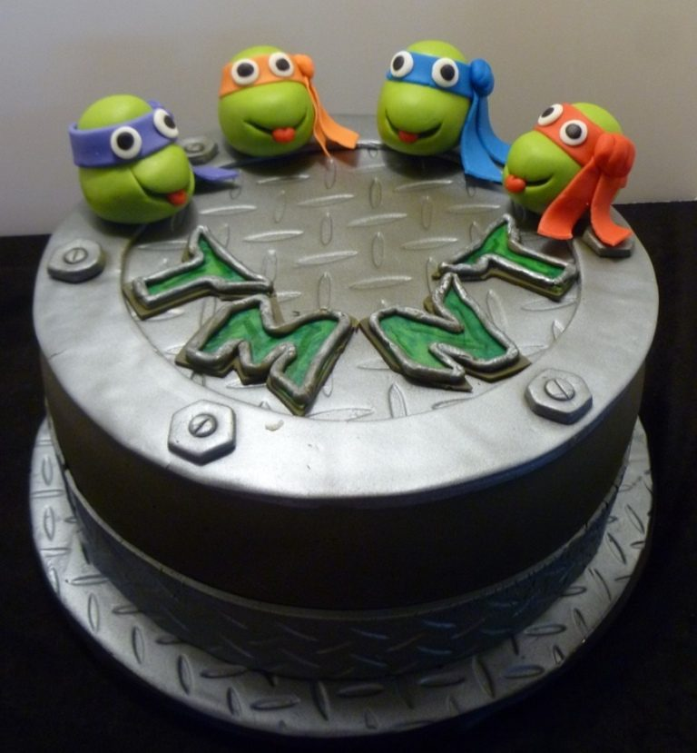 Toddler Boys Birthday Cake Designs Ideas