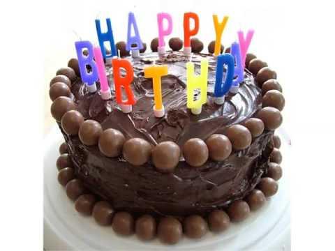 10 Yummy Chocolate Birthday Cakes For Girls Photo Chocolate