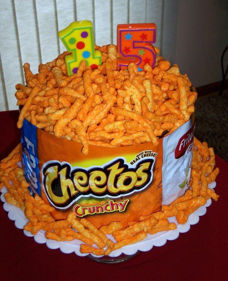 15 Year Old Birthday Cake Ideas