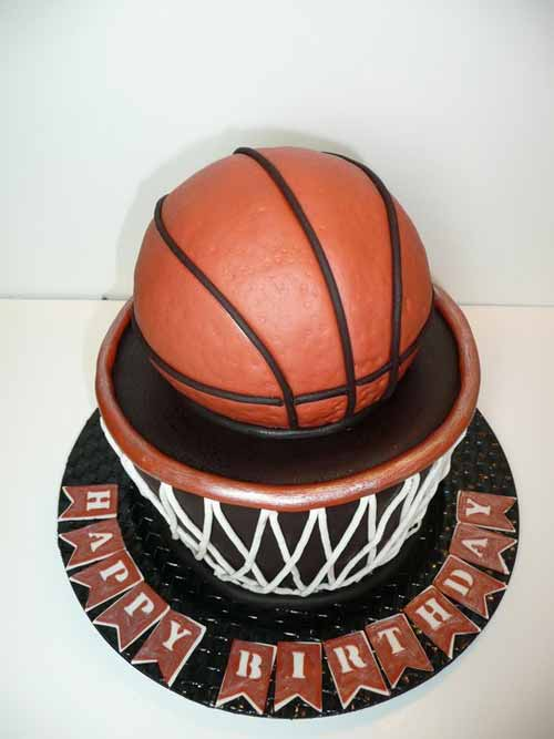Strange 10 Birthday Cakes Basketball And Track Photo Basketball Birthday Funny Birthday Cards Online Unhofree Goldxyz