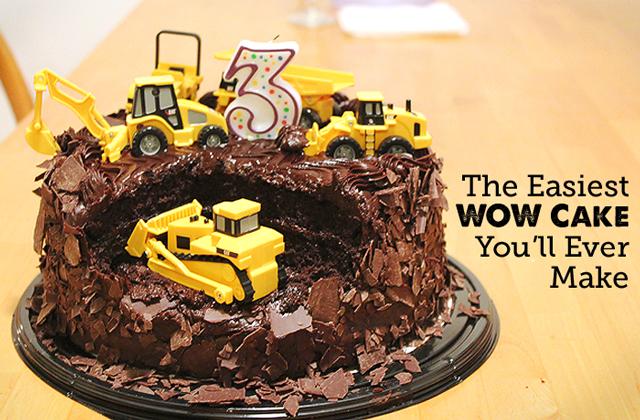 Outstanding 11 Construction Vehicle Birthday Cakes Photo Dump Truck Birthday Funny Birthday Cards Online Alyptdamsfinfo