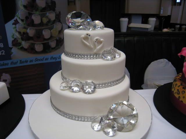 11 Diamond Birthday Cakes For Women Photo Bling Birthday Cake