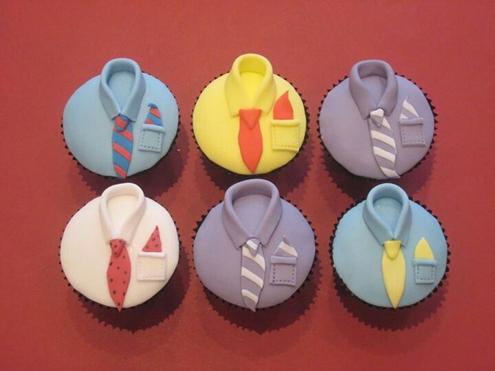 9 Photos of Father's Day Cake And Cupcakes