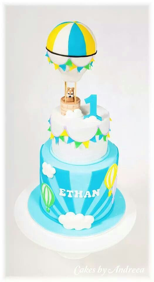 Awesome 10 Birthday Cakes With Balloon Design Photo Balloon Birthday Funny Birthday Cards Online Necthendildamsfinfo