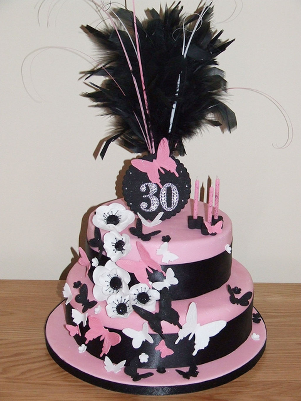 30th Birthday Cake Ideas For Women