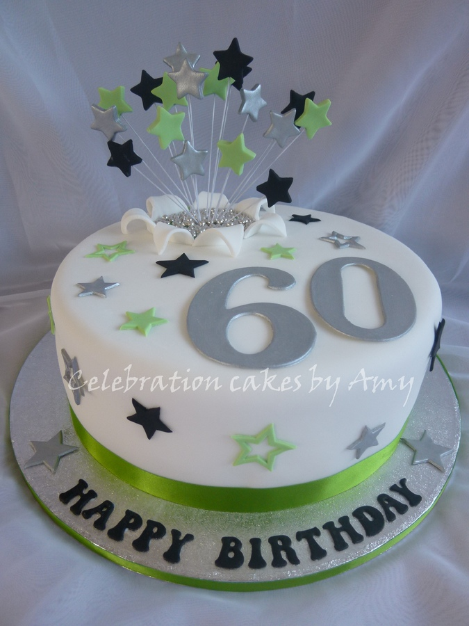 10 60th Birthday Cakes For Men Photo Birthday Cakes For 60th