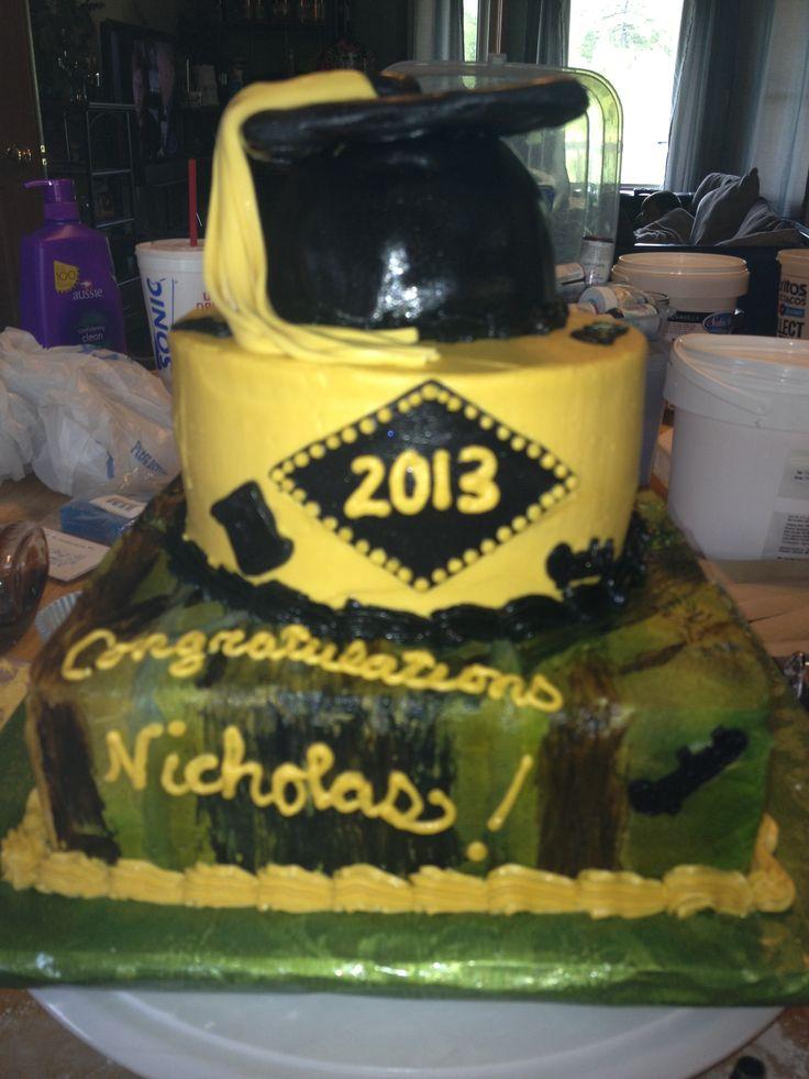 8 Graduation Cakes Mossy Oak Photo - Camo Graduation Cake Ideas ...