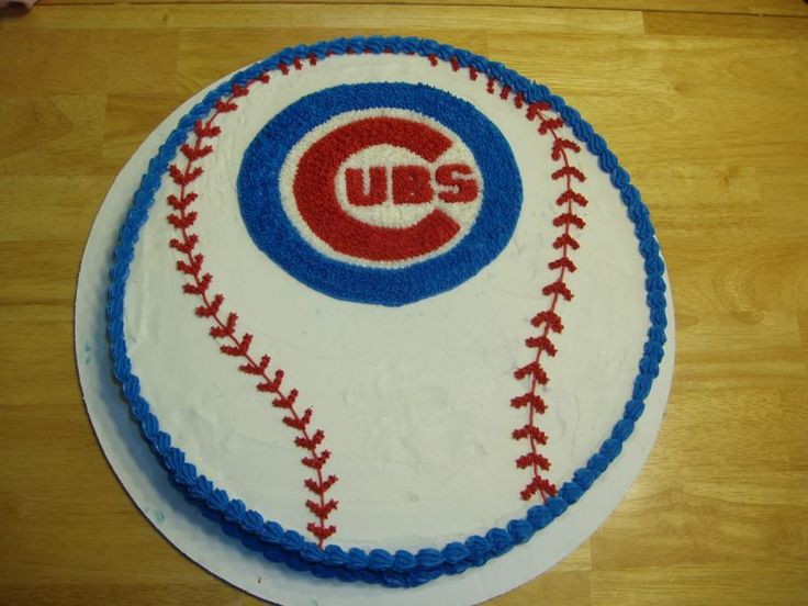 Fabulous 13 Cubs Happy Birthday Cupcakes Photo Happy Birthday Chicago Funny Birthday Cards Online Ioscodamsfinfo