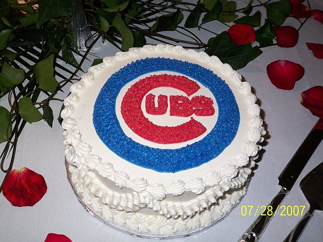 13 Cubs Happy Birthday Cupcakes Photo Happy Birthday Chicago Cubs
