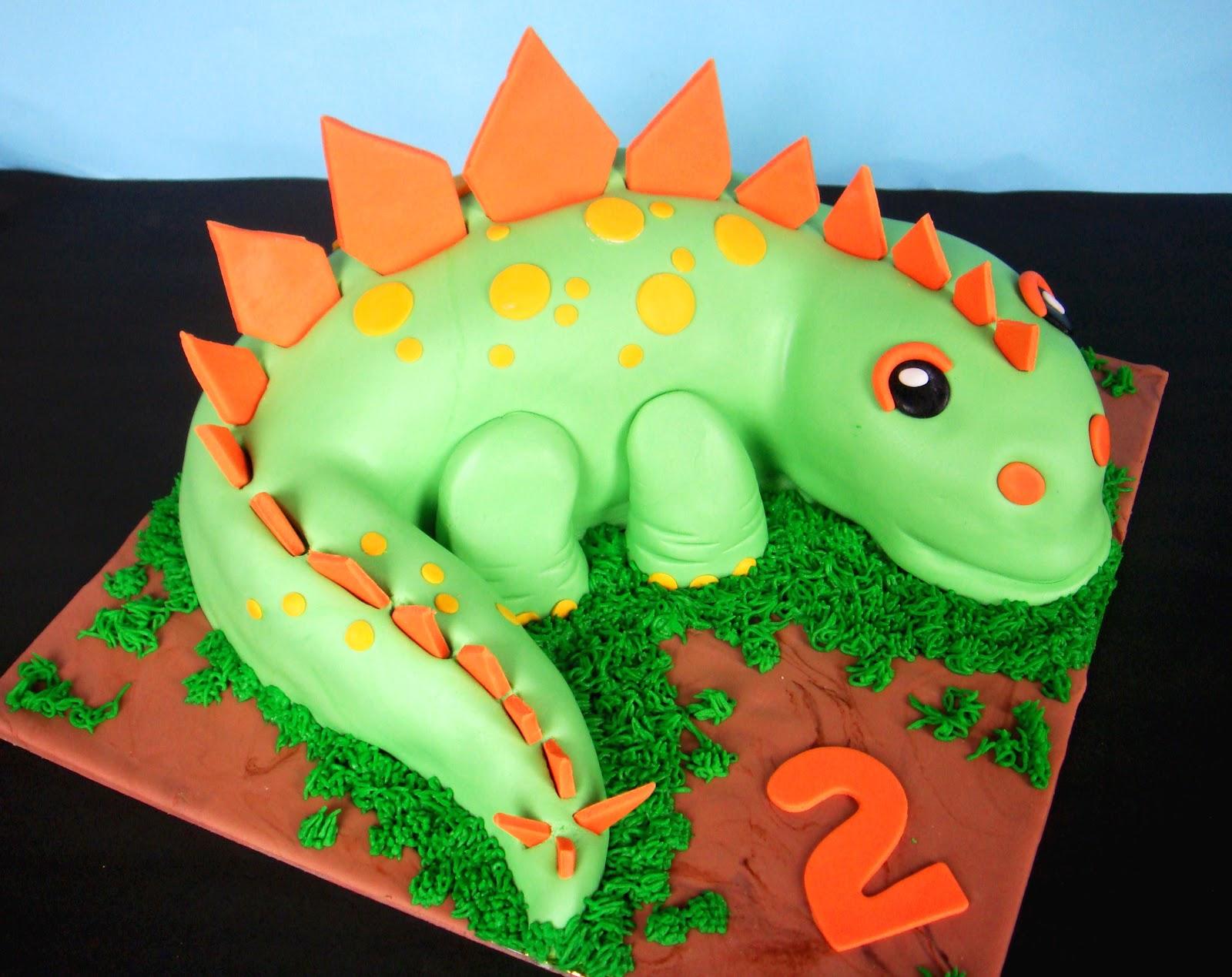7 Dino Squad Birthday Cakes Photo Cake Frosting Tip Seriously